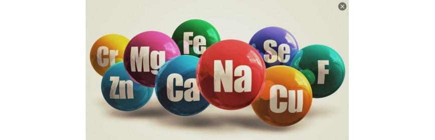 Acides aminés & oligo éléments