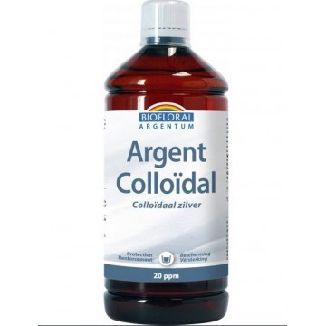 Argent Colloidal Naturel 20 ppm (Litre)