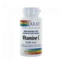 Vitamine C – 1000 mg (30 ou 100 comprimés)