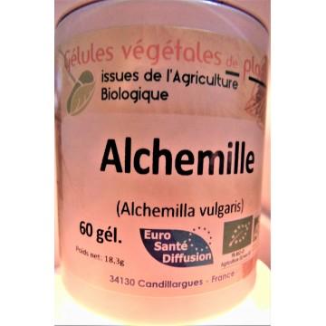 Alchemille BiO (60 gélules végétales)