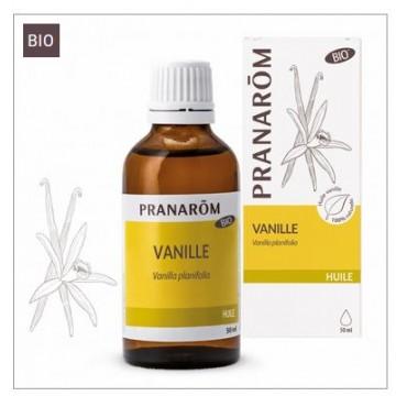 Huile à l'extrait de vanille bourbon (50 ml)