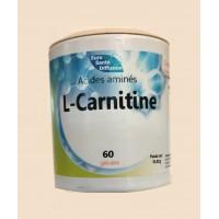 L Carnitine (60 gélules végétales de 597 mg)