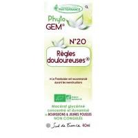 Règles douloureuses Bio (40 ml)