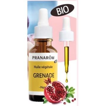 Huile végétale de pépins de Grenade BiO (30 ml)