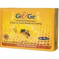 Gelée Royale et Ginseng (20 fioles de 10ml)