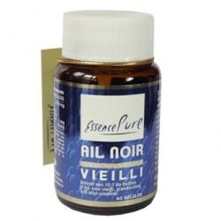 Ail noir vieilli à Dunkerque (40 gélules de 650 mg)