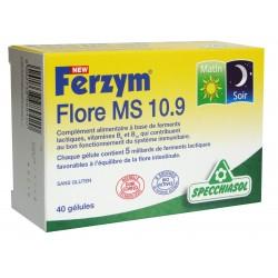 FERZYM FLORE MS 10.9 (40 gélules)