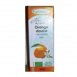 huile essentielle orange douce bio (10 ml)