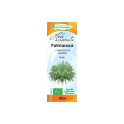 Huile essentielle Palmarosa BiO (10 ml)