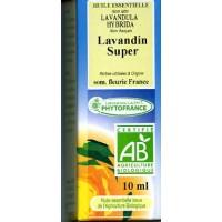 huile essentielle lavandin super BiO (10 ml)