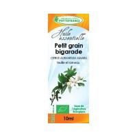 Huile essentielle Petit grain bigarade BiO (10 ml)