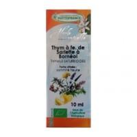 huile essentielle de thym à feuilles de sarriette BiO (10 ml)