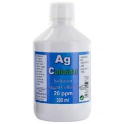 Argent Colloïdal 20 PPM (500 ml)