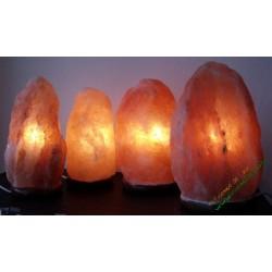 Lampes de Sel de l'Himalaya (de 1à 3 kg)