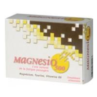 MAGNESIO 500 (60 gélules de gélatine végétales)