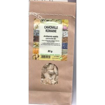 Camomille Romaine (sachet de 30 gr)