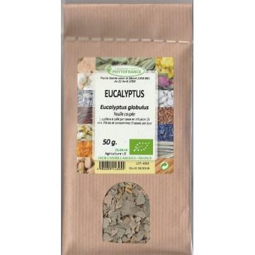 Eucalyptus BiO (sachet de 50 gr)