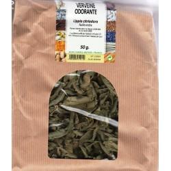 Verveine odorante (feuille entière) 50 gr