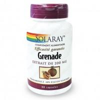 Grenade (60 capsules d'extrait de 200 mf)