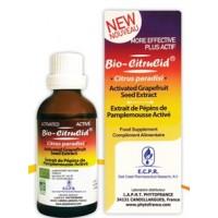 Extrait de pépins de pamplemousse Bio-citrucid (50 ml)