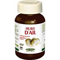 Huile d ail (100 capsules de 631 mg)