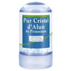 Pur cristal d'Alun de Potassium (60 gr)