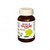 Huile d onagre 100 (Oméga 6) (100 capsules de 500 mg)