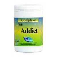 Stop Addict - 60 gélules végétales de 609 mg