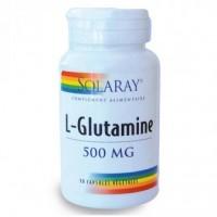 L-GLUTAMINE 500MG à Dunkerque (50 capsules végétales)