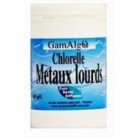Chlorelle Métaux Lourds à Dunkerque (60 gélules végétales de 420 mg)