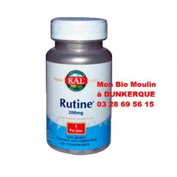 Rutine à Dunkerque (60 comprimés de 200 mg)