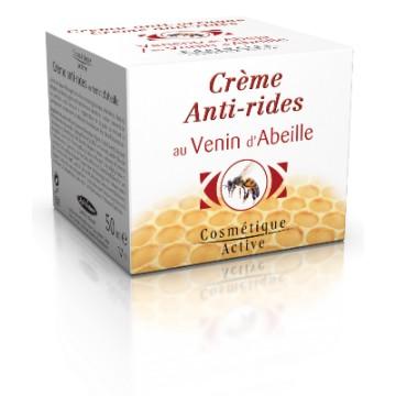 Crème anti âge au Venin d'Abeille (pot de 50 ml)