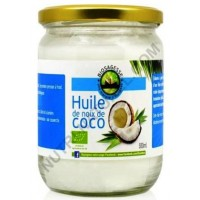 Huile de Coco BiO à Dunkerque (pot de 183 gr net)
