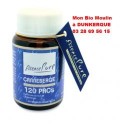 Canneberge Cranberry à Dunkerque (40 gélules végétales de 494 mg )