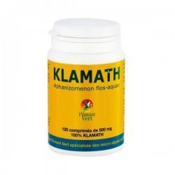 Klamath 120 comprimés de 500 mg