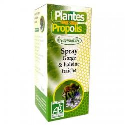 Plantes & Propolis Spray Gorge bio 15 ml