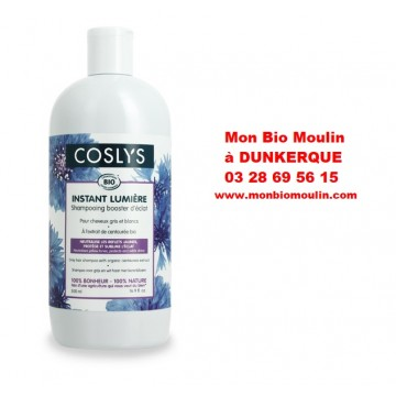 Shampooing pour Cheveux gris et Blancs (500ml)