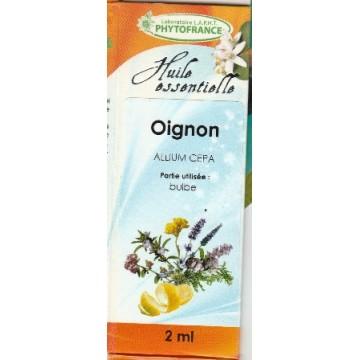 Huile essentielle d'oignon (2 ml)