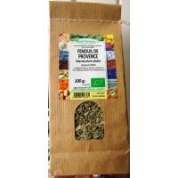 Fenouil de Provence (semence entière) BiO (sachet de 100 gr)
