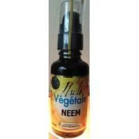 Huile végétale de NEEM BiO (flacon pompe de 40 ml)