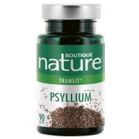 Psyllium (90 gélules végétales dosées à 300 mg)