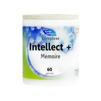 Intellect Mémoire (60 gélules végétales de 465 mg)