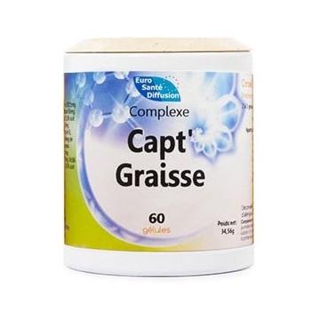Capte Graisse (60 Gélules végétales de 550 mg)
