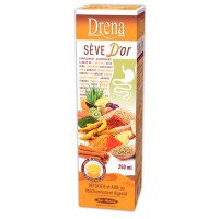 Draineur Sève D'Or (Bouteille de verre de 250 ml)