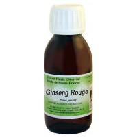 GINSENG ROUGE BIO Extrait fluide Glycériné (60 ml)