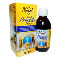 Sirop Apicol Propolis (flacon volume net 250 ml)