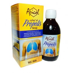 Sirop Apicol Propolis à Dunkerque (flacon volume net 250 ml)
