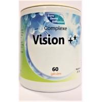 Vision + (60 gélules végétales de 452 mg)