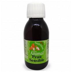 PEAU SENSIBLE Bio pour votre chat & votre chien - Flacon 125 ml