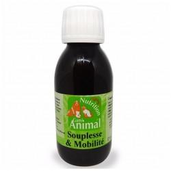 Souplesse & Mobilité pour votre chat & votre chien - Flacon 125 ml